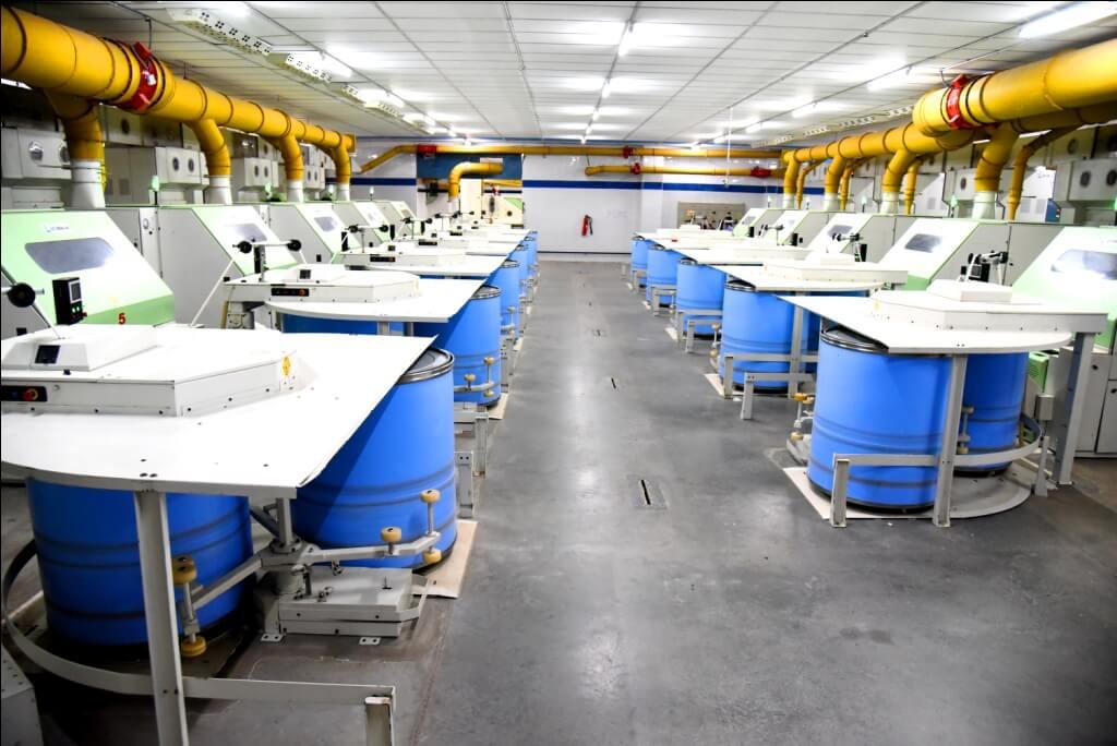 Guntur Spinning Mills Pvt Ltd | Guntur Spinning Mills | Spinning